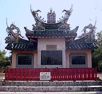 石垣の唐人墓